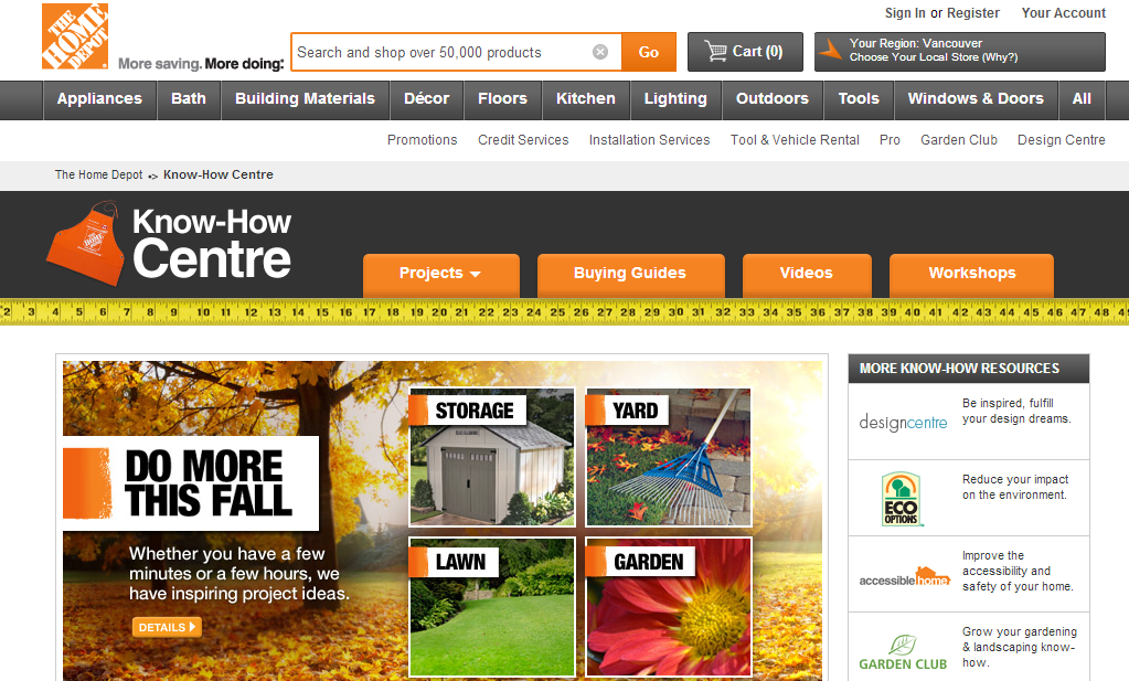 The Home Depot Blog